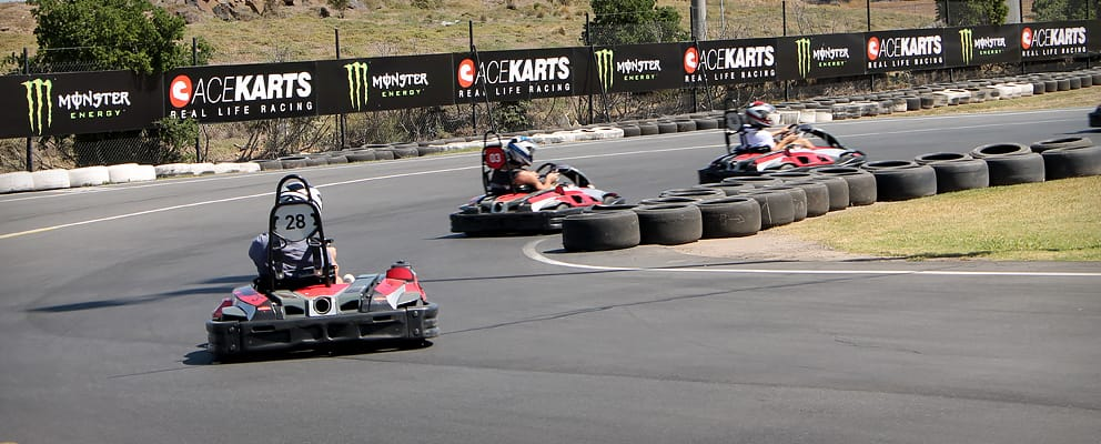 go karting experience
