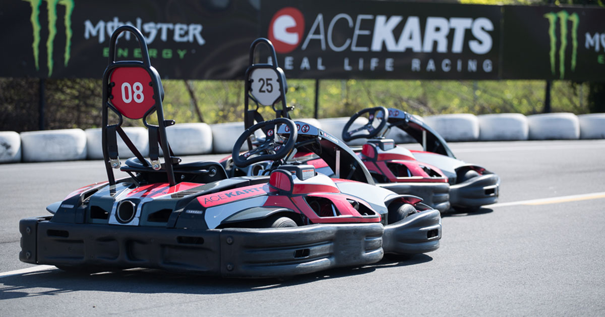 Is There a Go Karting Weight Limit? | Ace Karts