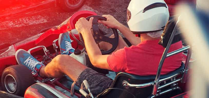 how to drive a go kart2
