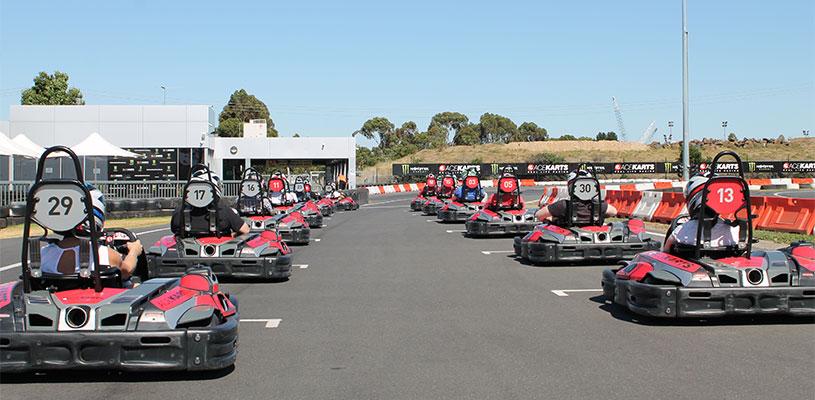Outdoor Go Karting Vs Indoor Ace Karts