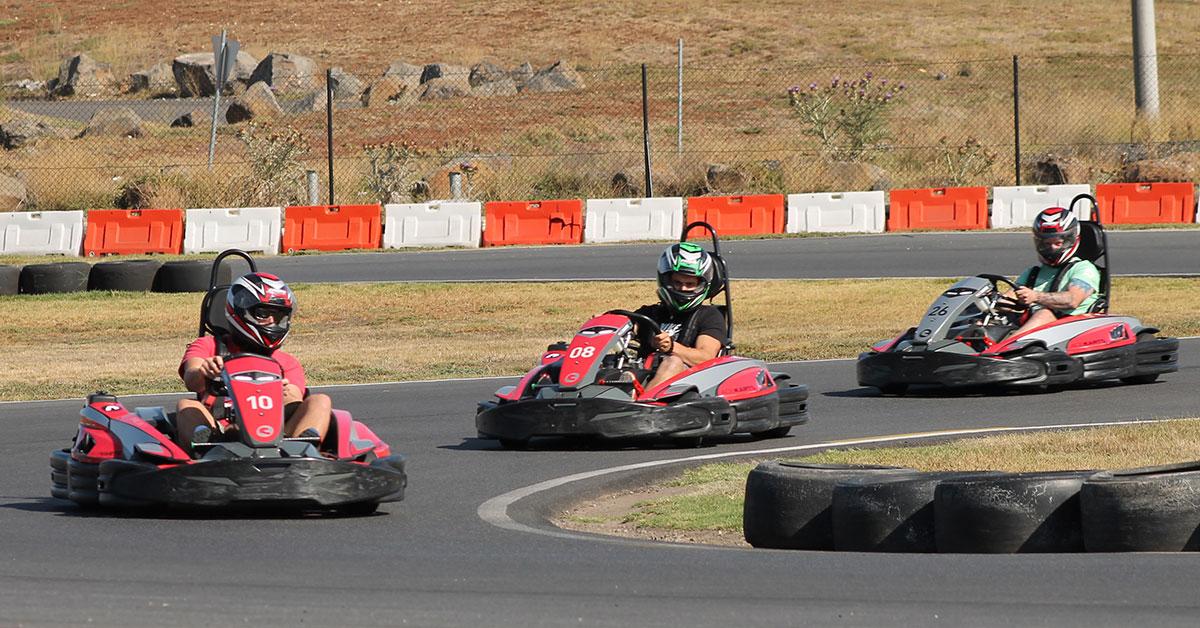 Should you drift go karts during races? | Ace Karts