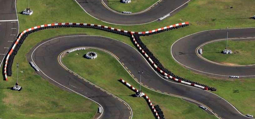 the bst race tracks in melbourne and australia ace karts racecourse