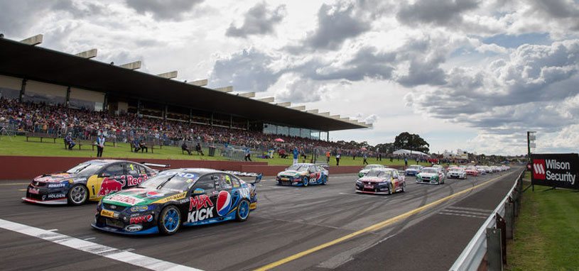 the bst race tracks in melbourne and australia sandown raceway