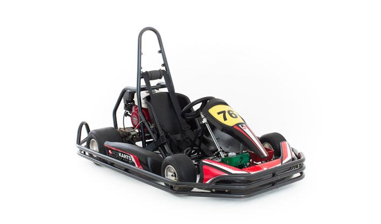 Safe Go Karting | Family & Kids | Rookie Kart
