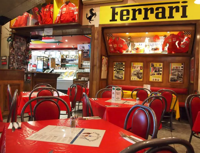 Italian Restaurant Logo With Flag: 9 Things To Do In Melbourne If You Love Cars